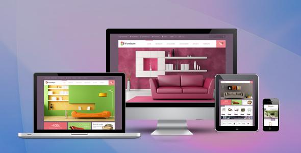 Pav Furniture Responsive Opencart Theme By Pavothemes