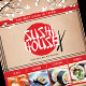 Sushi Menu Template - GraphicRiver Item for Sale