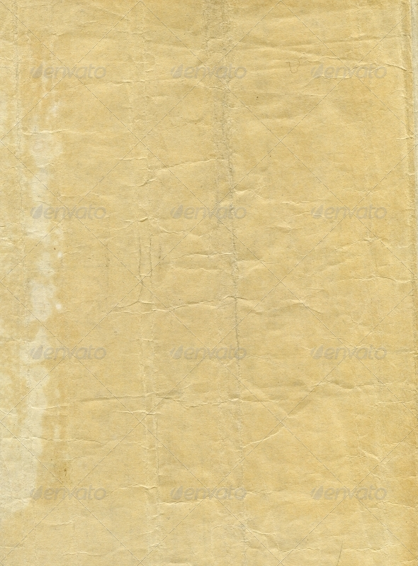 Crumpled paper - Miscellaneous Textures