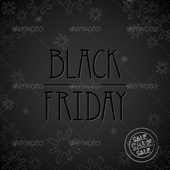 Black Friday Sale - Backgrounds Decorative