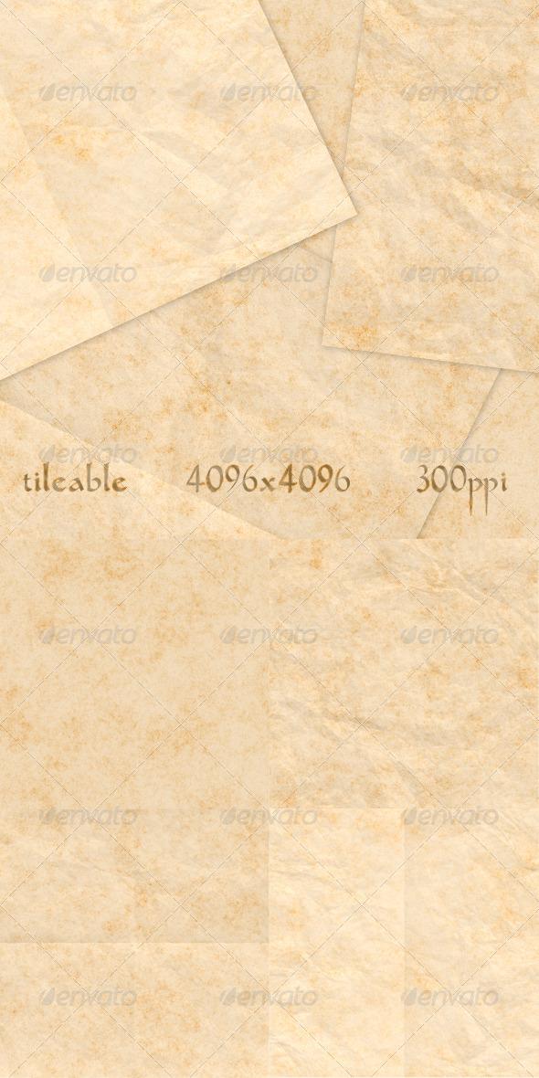 4 Old Paper Textures Vol.2 - Paper Textures