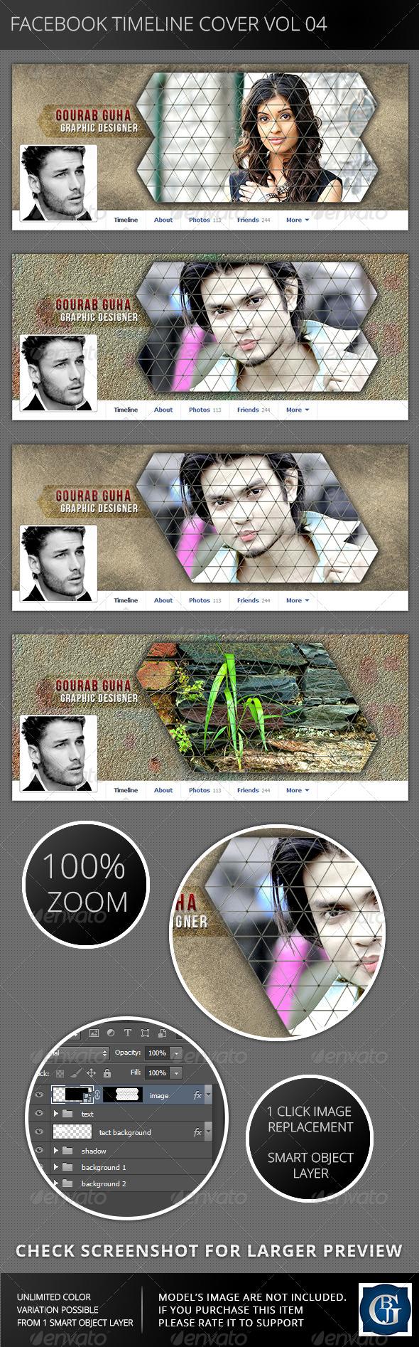 Facebook Timeline Cover Vol  04 - Facebook Timeline Covers Social Media