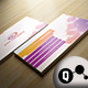 Creative Corporate Business Card 06 - GraphicRiver Item for Sale
