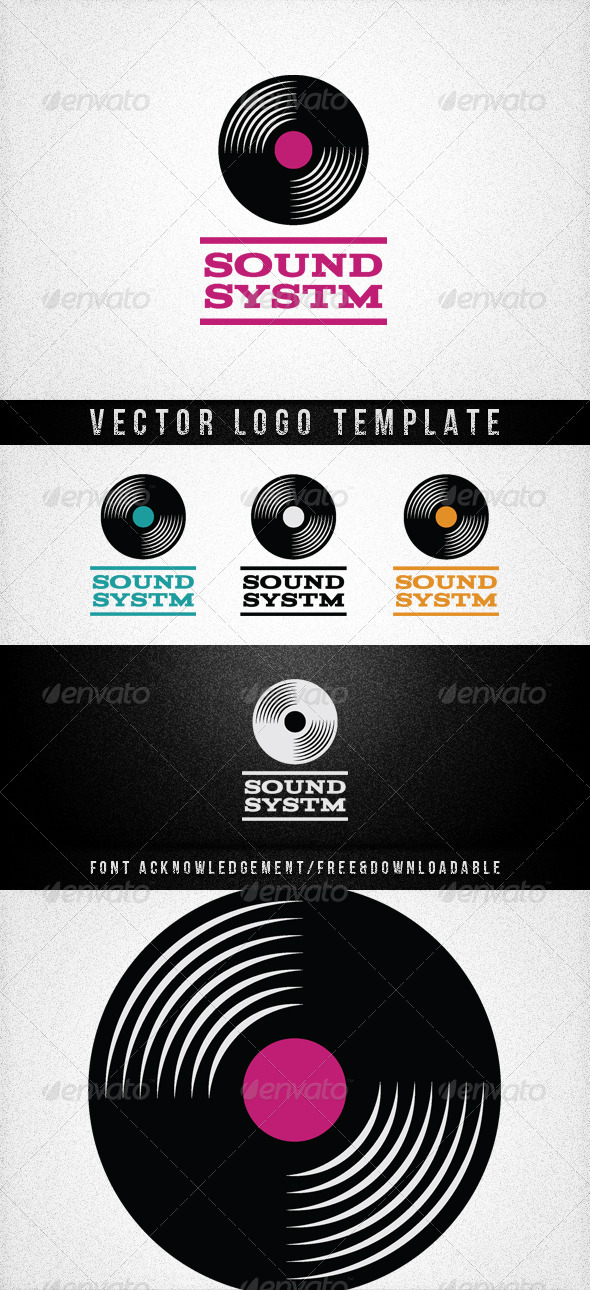 SOUNDSYSTM - Vector Abstract