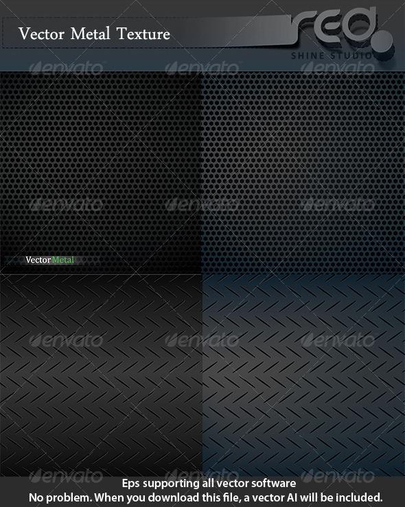 Metal Texture & Speaker Grille Texture  - Backgrounds Decorative