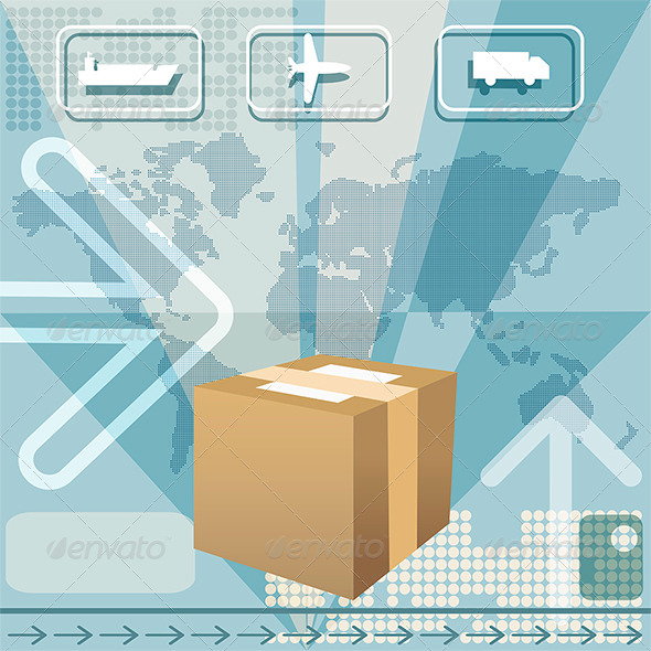 Cargo Delivery - Business Conceptual