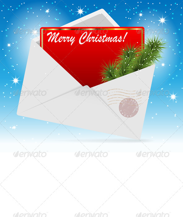 Greeting Card - Christmas Seasons/Holidays