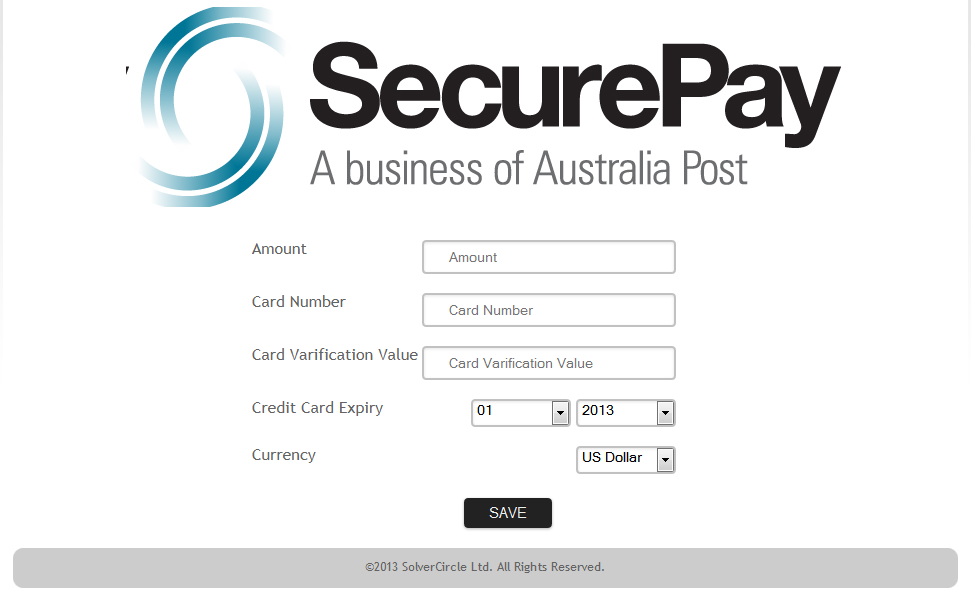 Securepay Payment Gateway For Asp Net By Expertpro