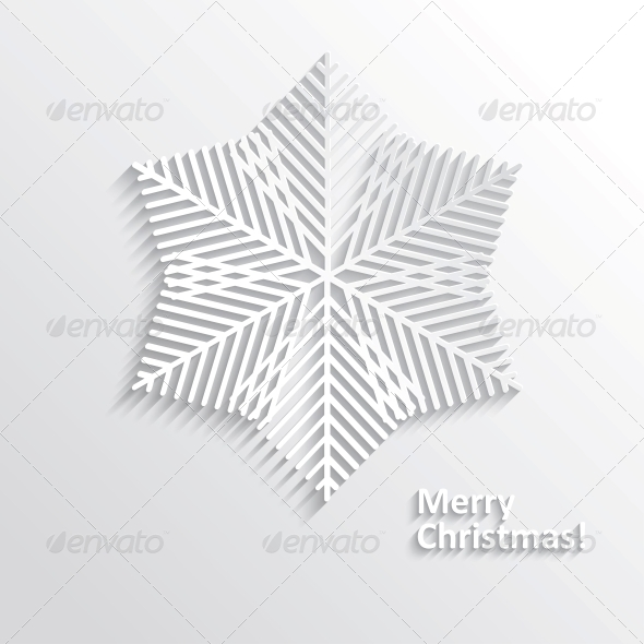Design Snowflake - Christmas Seasons/Holidays