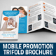 Mobile Product Sale/ Promotion Trifold Brochure - GraphicRiver Item for Sale