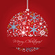 Bright Christmas Balls Background - GraphicRiver Item for Sale