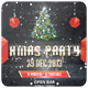 Xmas Party - Flyer
