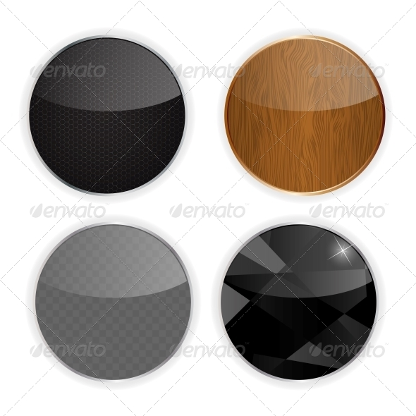 Application Icons Set  - Communications Technology