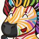Zebra - GraphicRiver Item for Sale