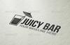 Identity branding logo juice shiyaa preview005.  thumbnail