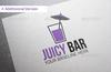 Identity branding logo juice shiyaa preview008.  thumbnail
