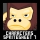 Characters Spritesheet 7 - GraphicRiver Item for Sale