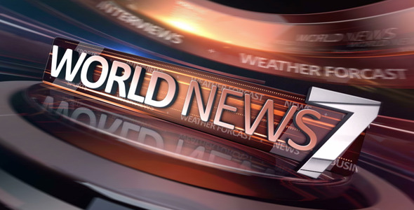 World News Broadcast Package
