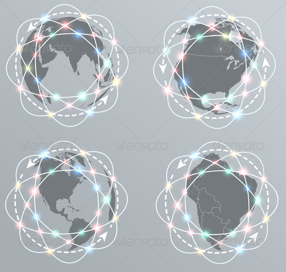 Global Connections Network.  - Communications Technology