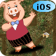 Nice Pigs : iOS Universal Game with AdMob - CodeCanyon Item for Sale