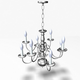Classic Chandelier12011 - 3DOcean Item for Sale