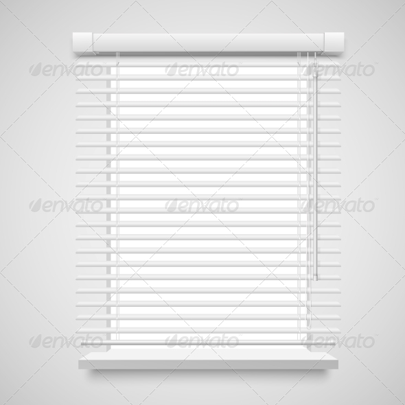 White Window - Man-made Objects Objects