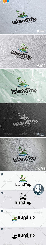 IslandTrip - Nature Logo Templates