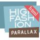 High Fashion Responsive HTML Theme - Parallax Nulled