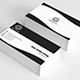 Clean Gray Business Card - GraphicRiver Item for Sale