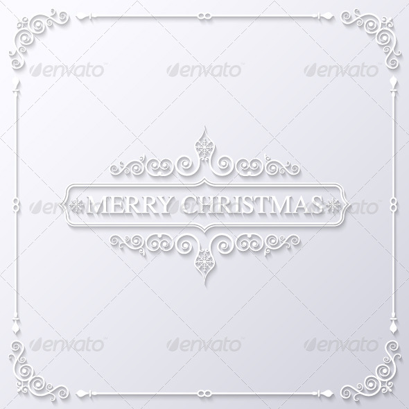 Christmas Happy New Year Paper Background - Christmas Seasons/Holidays