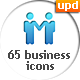 Download 65 Animated Business Icons from VideHive