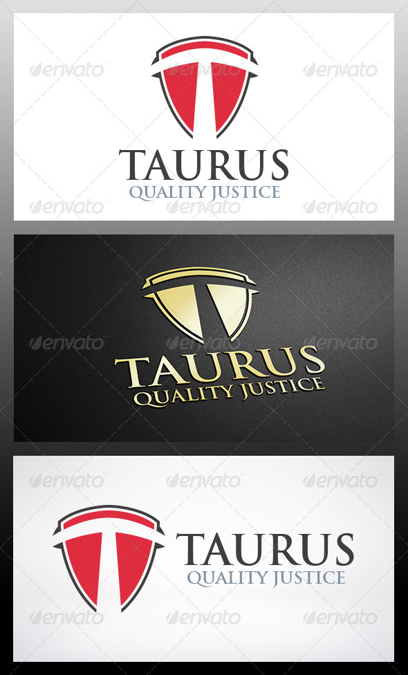 Shield T Logo - Letters Logo Templates