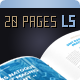 Brochure Landscape 20 Pages Series 5 - GraphicRiver Item for Sale
