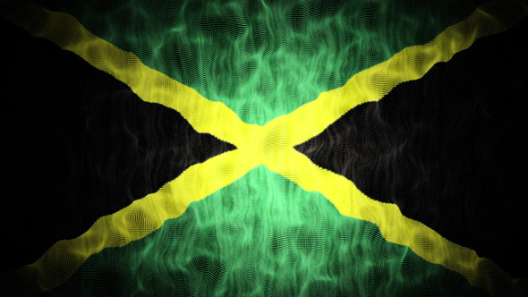 Jamaica flag by drv videohive play preview video toneelgroepblik Image collections