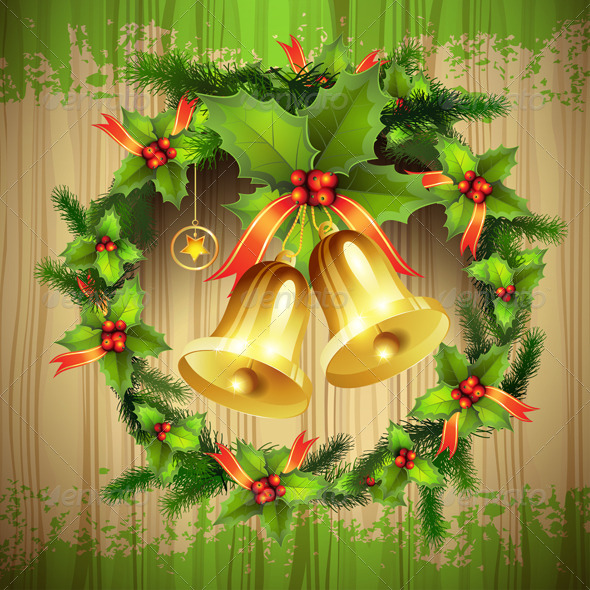 Christmas Bells - Christmas Seasons/Holidays