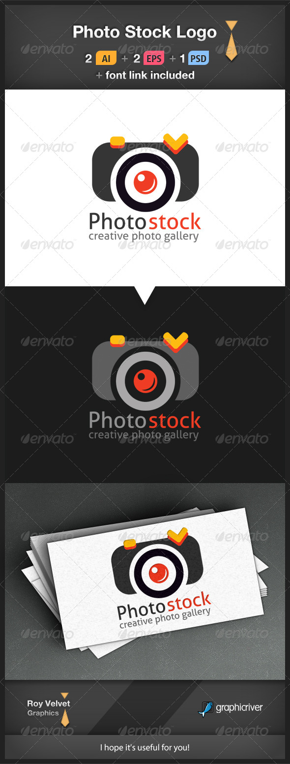 Photo Stock Logo - Symbols Logo Templates