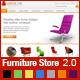 Furniture Magento Theme - ThemeForest Item for Sale