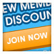 Membership Ads Banner - GraphicRiver Item for Sale
