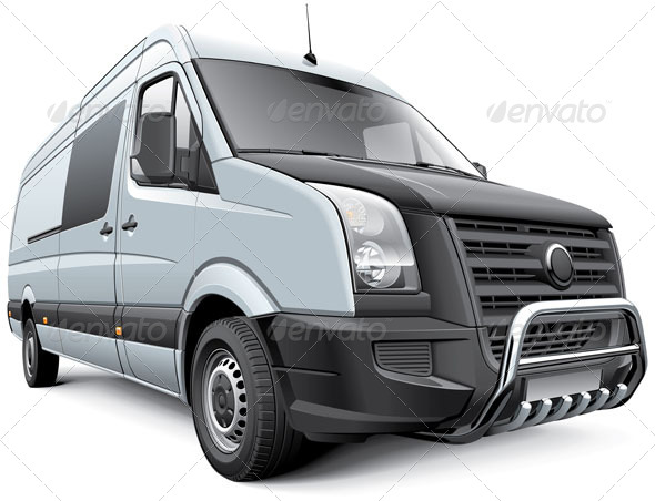 Germany Commercial Vehicle - Vectors
