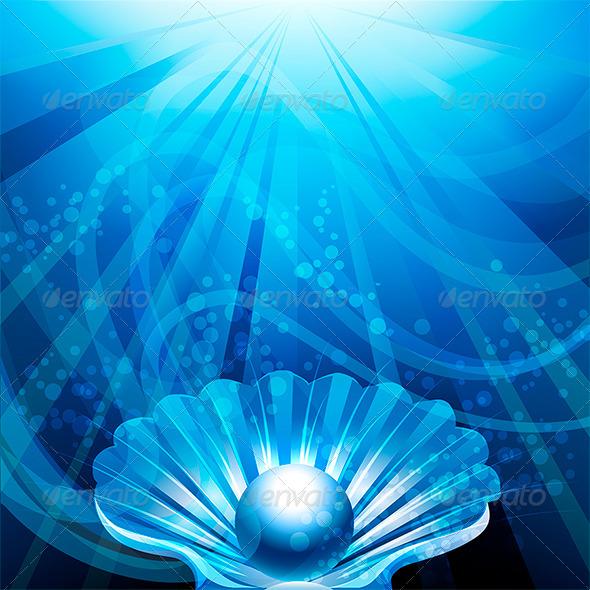 The Pearl - Nature Conceptual