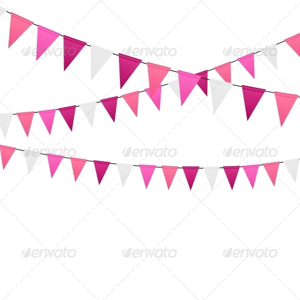 Party Background Vector - Birthdays Seasons/Holidays