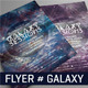 Galaxy Flyer - GraphicRiver Item for Sale