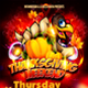 Thanksgiving Weekend - GraphicRiver Item for Sale