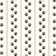 Seamless Animal Pattern of Paw Footprint.  - GraphicRiver Item for Sale