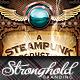 Vintage Steampunk Brand Flyer Set - GraphicRiver Item for Sale