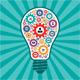 Creative Idea Lamp - GraphicRiver Item for Sale