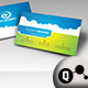 Creative Clouds Business Card - GraphicRiver Item for Sale