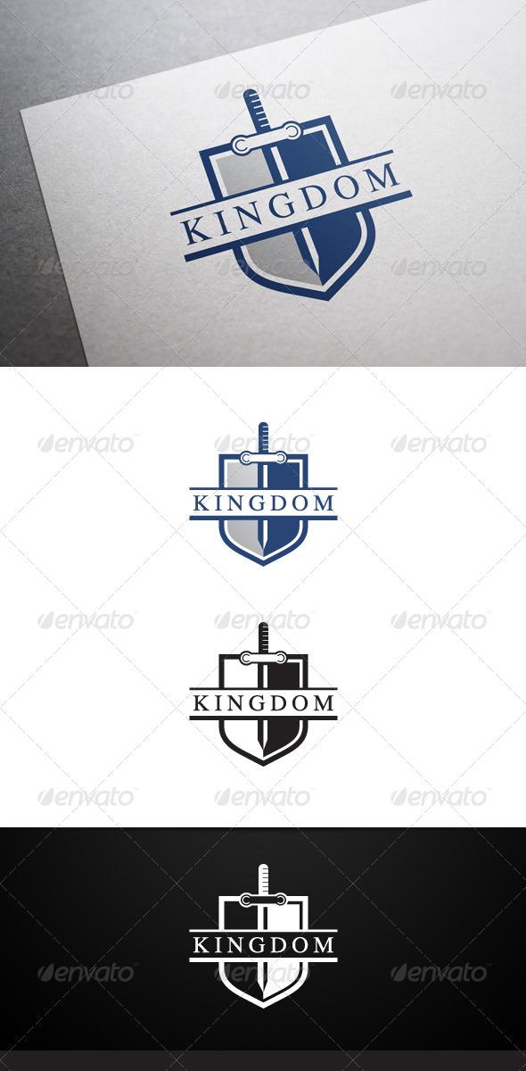 Kingdom Logo - Crests Logo Templates