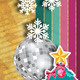 Retro Christmas Flyer Template - GraphicRiver Item for Sale