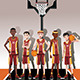 Basketball Team Players - GraphicRiver Item for Sale
